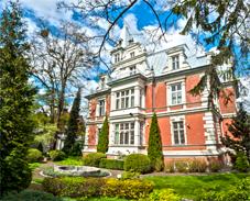 Zdjęcie budynku Rektoratu Uniwersytetu Medycznego